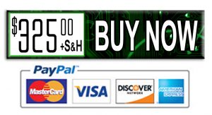 Buy now using PayPal account, credit card, or debit card!